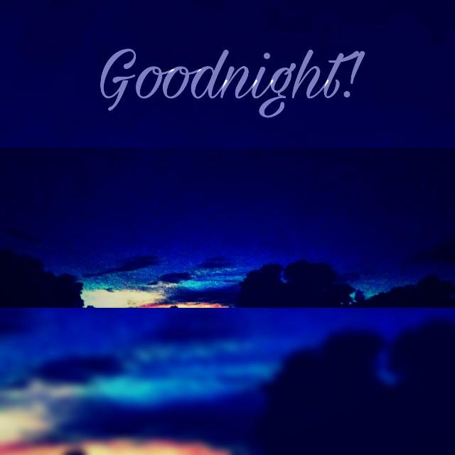 #goodnight  #sunset  #nature #photograpy  #moodyblues