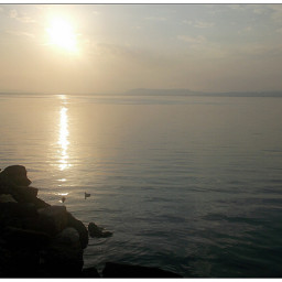 7 7am am sunrise lake