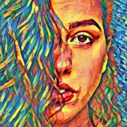 remixed artisticeffect oil mosaic wapmagiceffects freetoedit