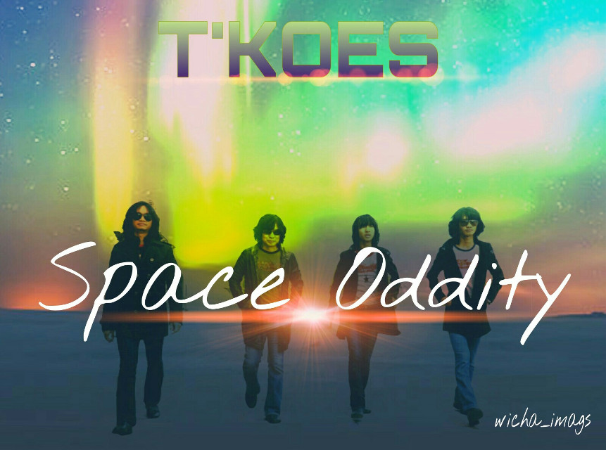 The band: T'koes #FreeToEdit