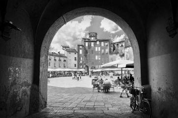 italy italia lucca urban city