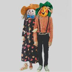 freetoedit scarecrow halloween oilpaintingeffect autumnvibes