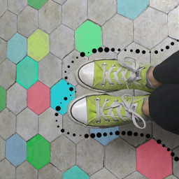 freetoedit color colorful converse shoeselfie