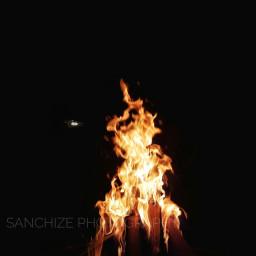 sanchizephotography youseeit colorsplash flames firestorm