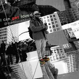 love sanchizephotography blackandwhite colorsplash nycshots
