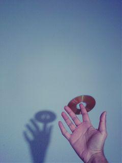 pov stilllife fingers cd levitate freetoedit