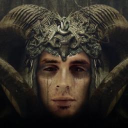 becoming horns fantasy modified dark